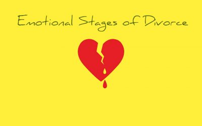 The Six Emotional Stages of Divorce