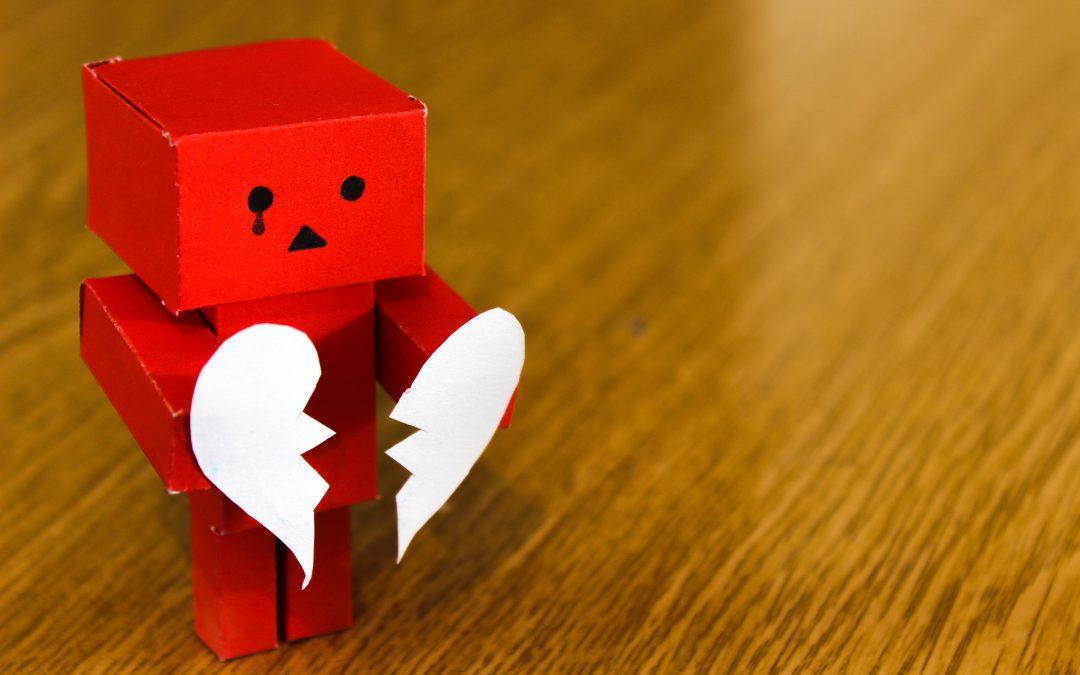heartbreak divorce